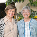 Mary Janice Dunn and Peggy Corbett