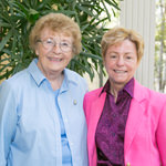Eunice Johnson and Noni Patchett