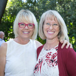 Bev Krick and Connie Heinrich
