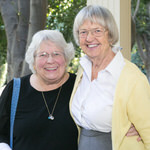 Jan Katrib and Rose Sisk