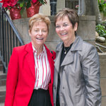 Noni Patchett and Kay Davis