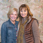 Margie Lunt and Jeri Hahn